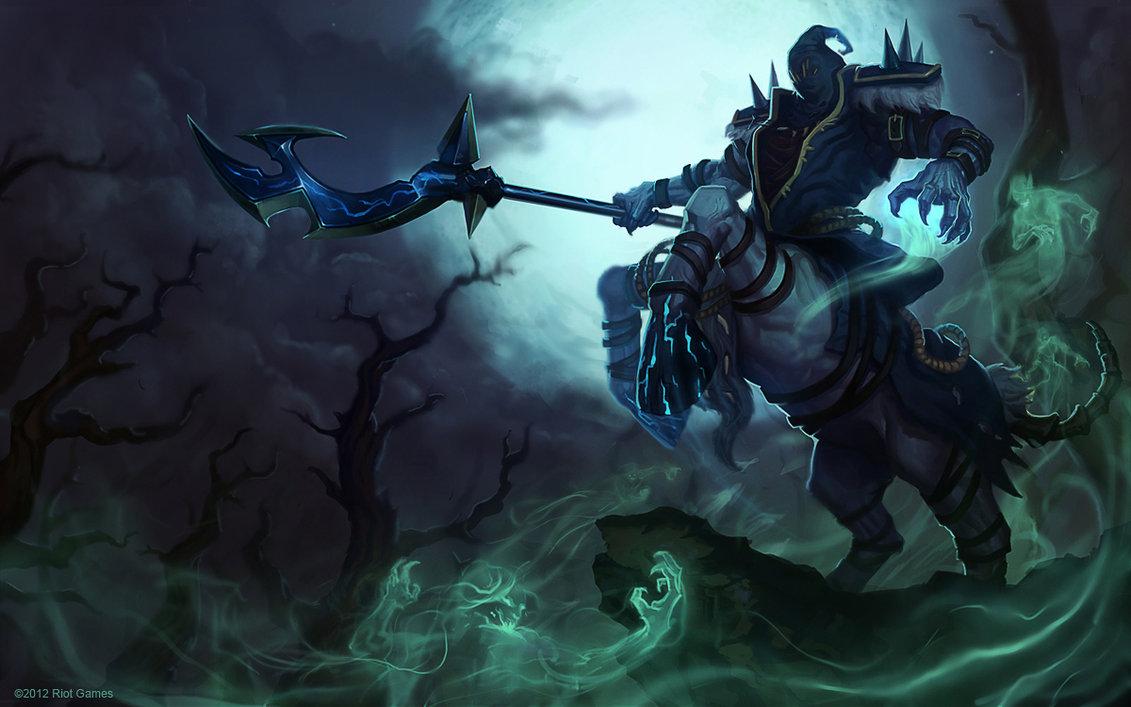 Hecarim Reaper
