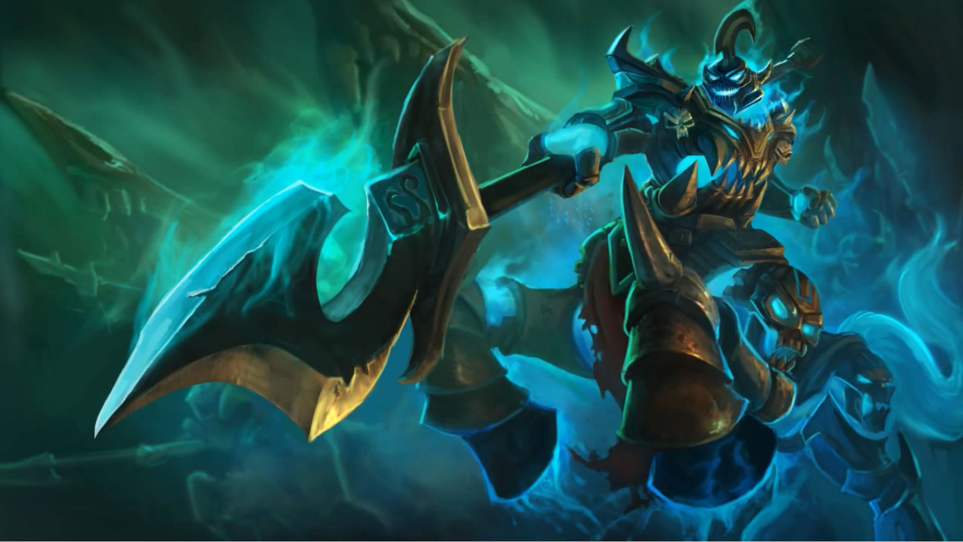 Hecarim Classic Skin League Of Legends Wallpapers