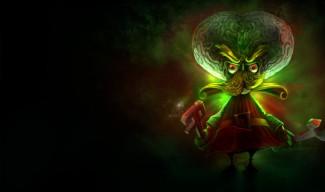 Alien Invader Heimerdinger Skin (Original)