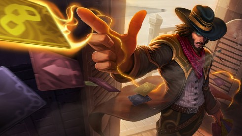 High Noon Twisted Fate Skin - Updated