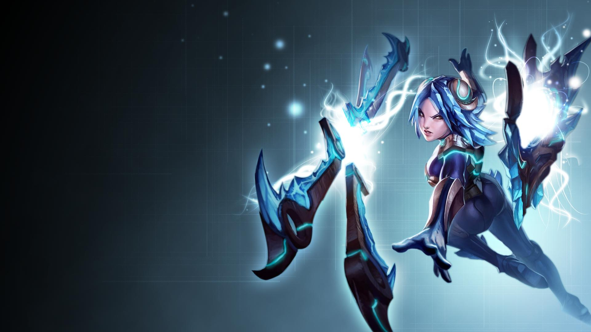 Irelia By Ghurk League Of Legends Wallpapers