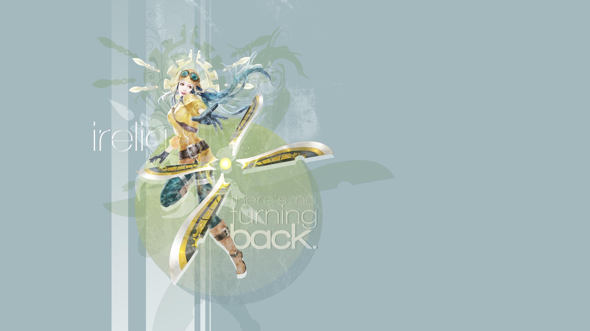 Irelia wallpaper by Renako