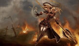 Janna The Harbinger by Melgramn