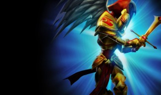 Kayle Classic Skin - Old