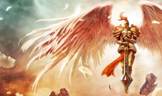 Kayle Classic Skin - Updated (1)