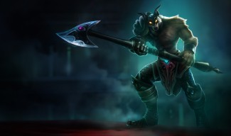 Dreadknight Nasus Skin