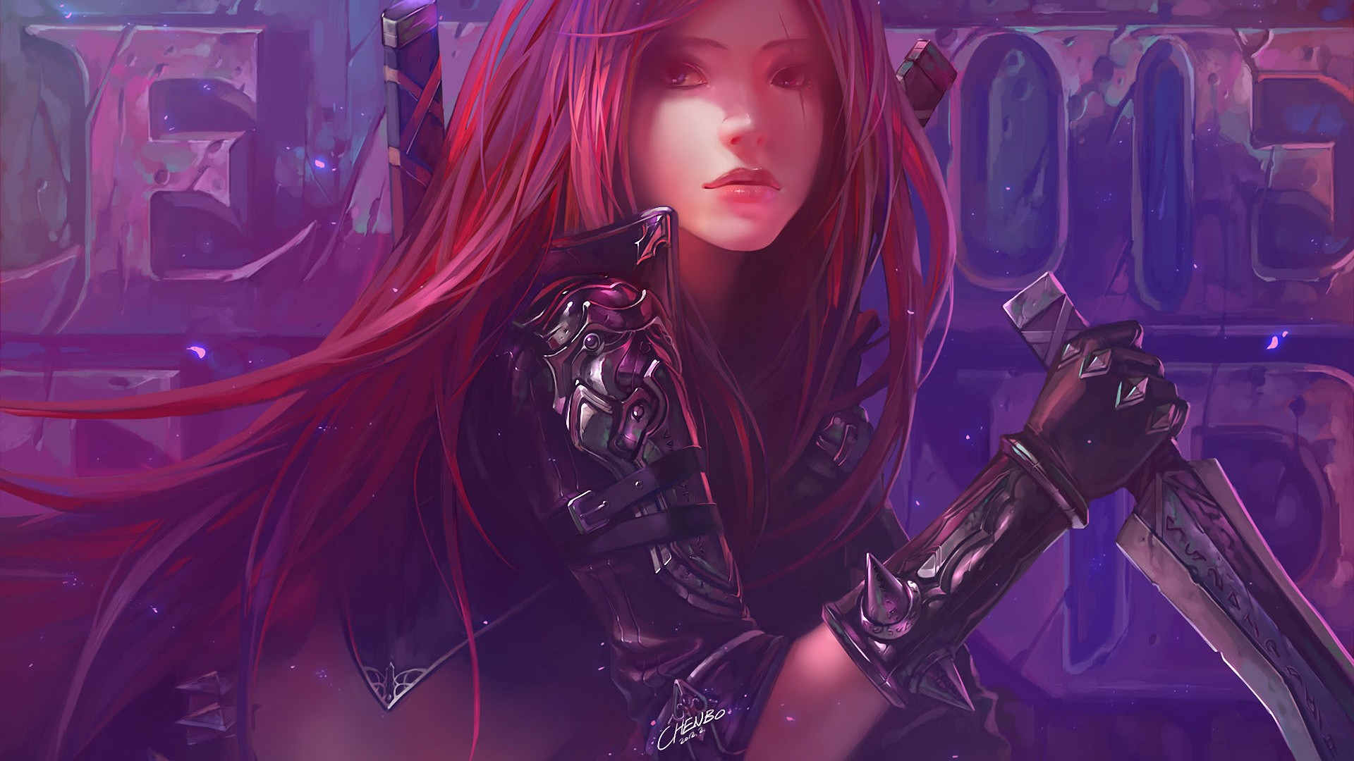 wallpaper katarina