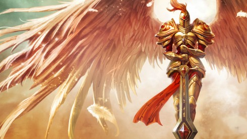 Kayle Classic Skin – Updated (2)