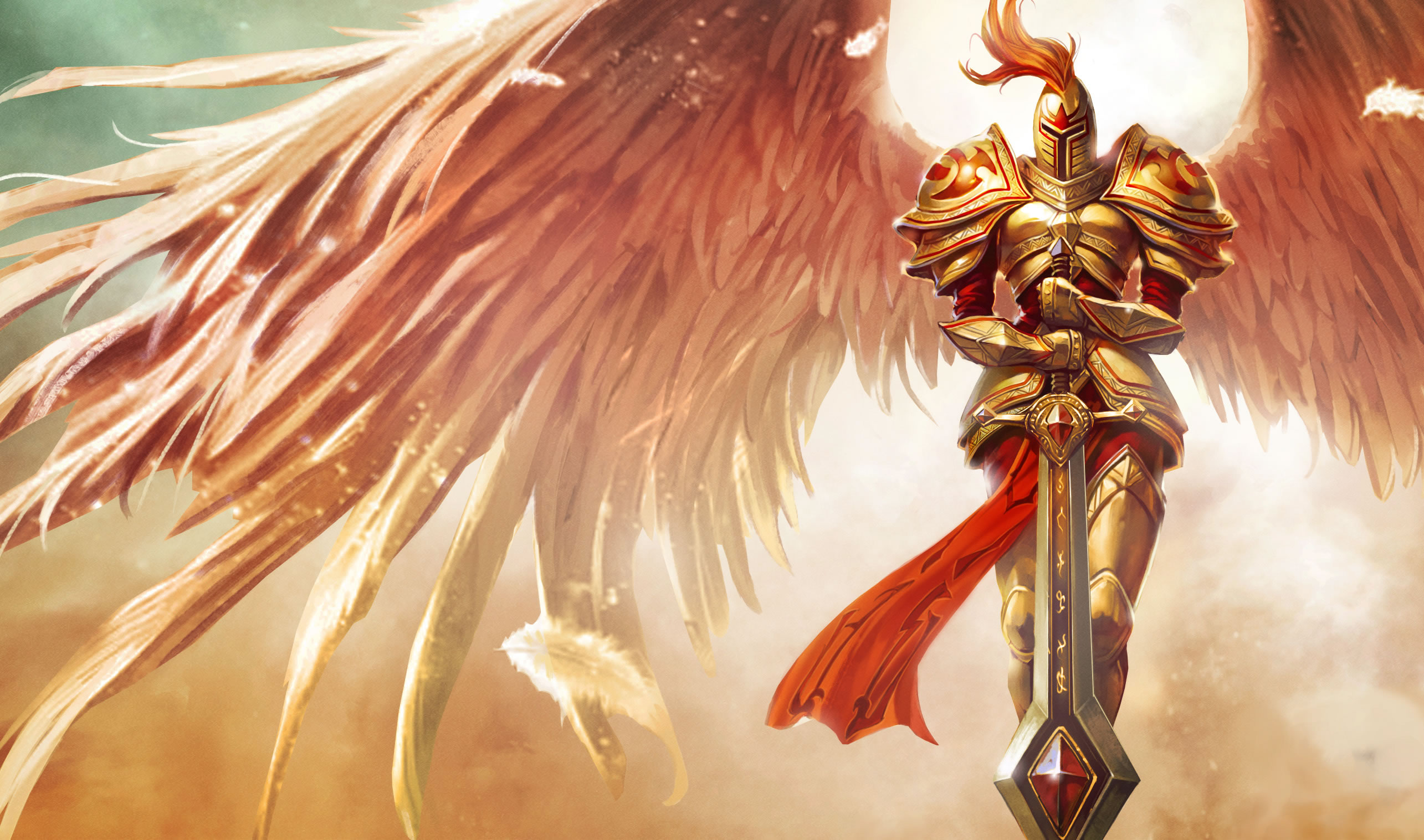 kayle league of legends wallpapers