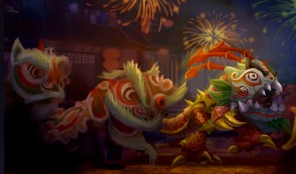 Lion Dance Kog'Maw Skin