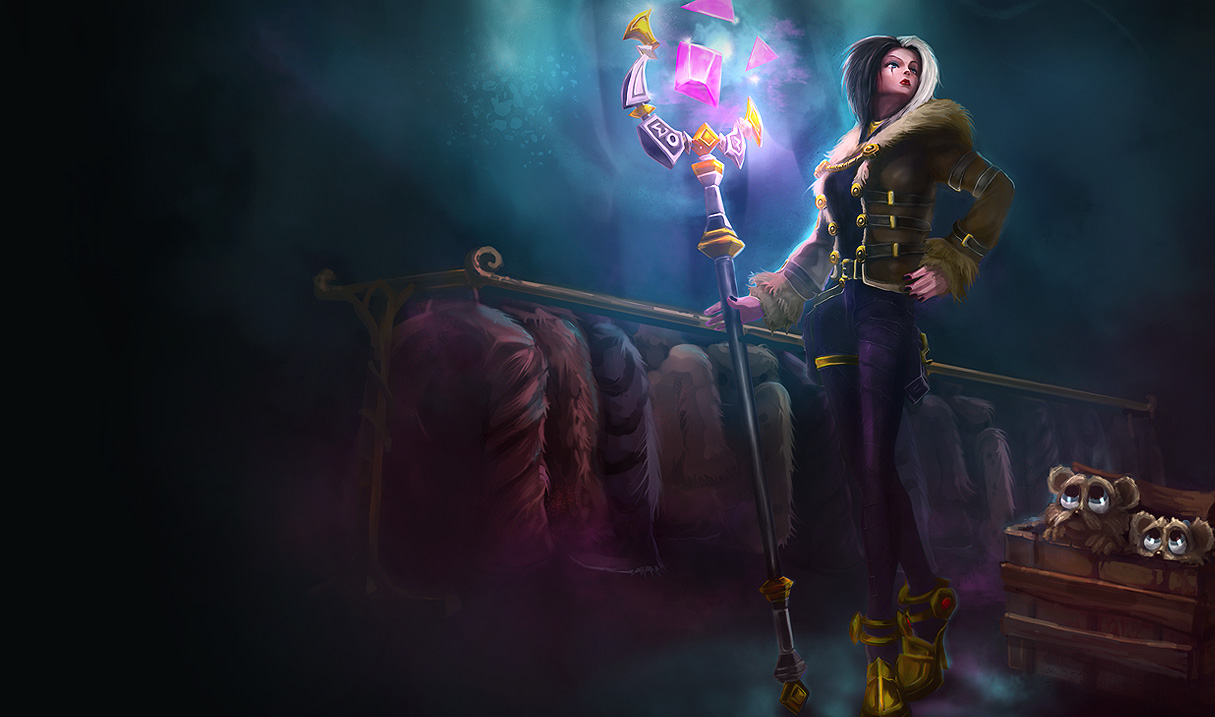 Wicked Leblanc Skin