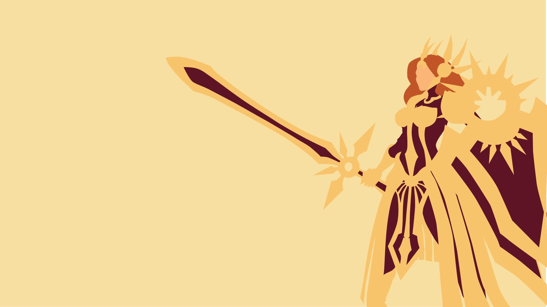 Leona Wallpaper By Sovietpancake League Of Legends Wallpapers
