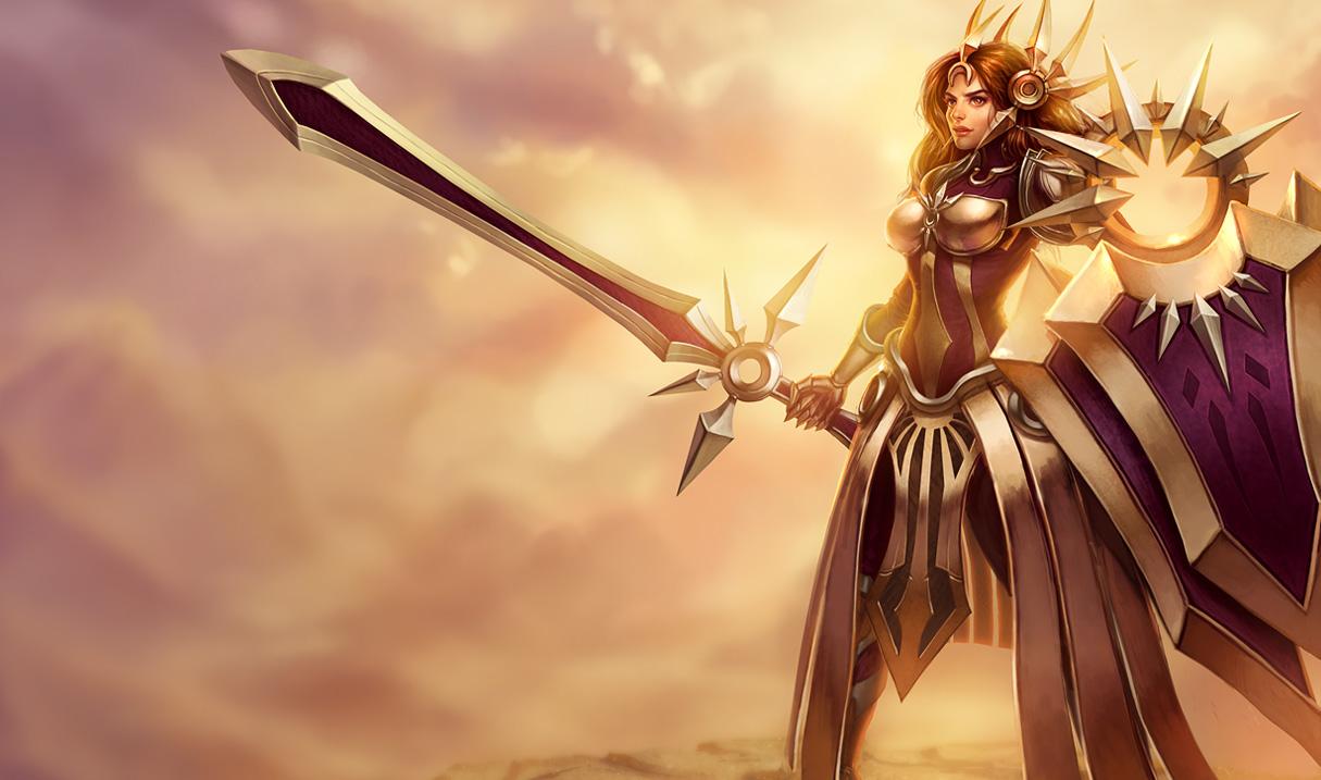 Leona Classic Skin