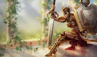 Leona League Of Legends Wallpapers
