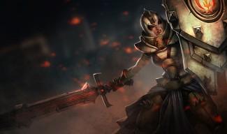 Defender Leona Skin