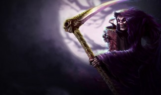 Grim Reaper Karthus Skin