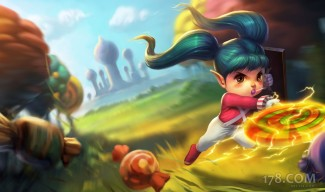 Lollipoppy Skin - Chinese