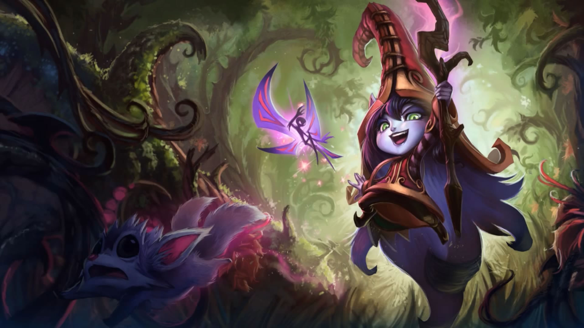 Lulu League Of Legends Wallpapers