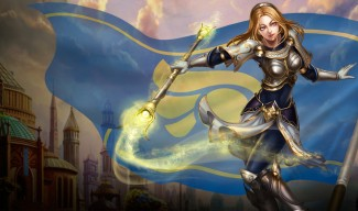 Lux Classic Skin - Chinese