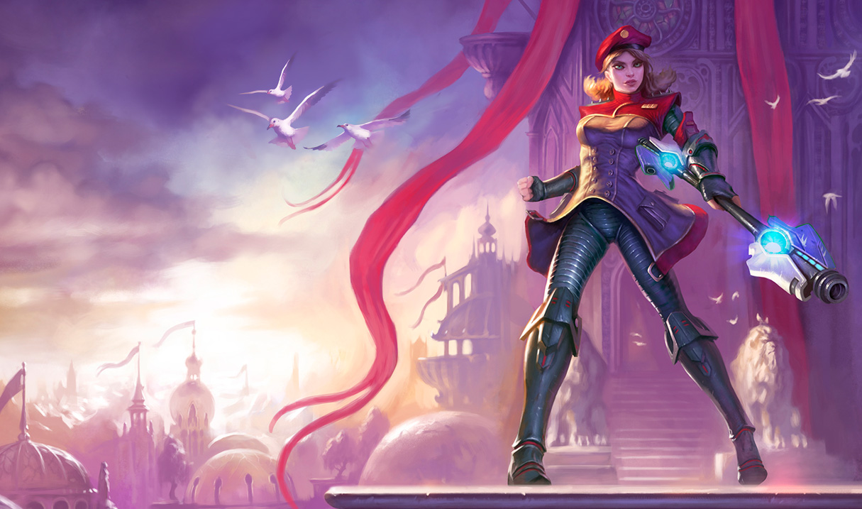 Imperial Lux Skin