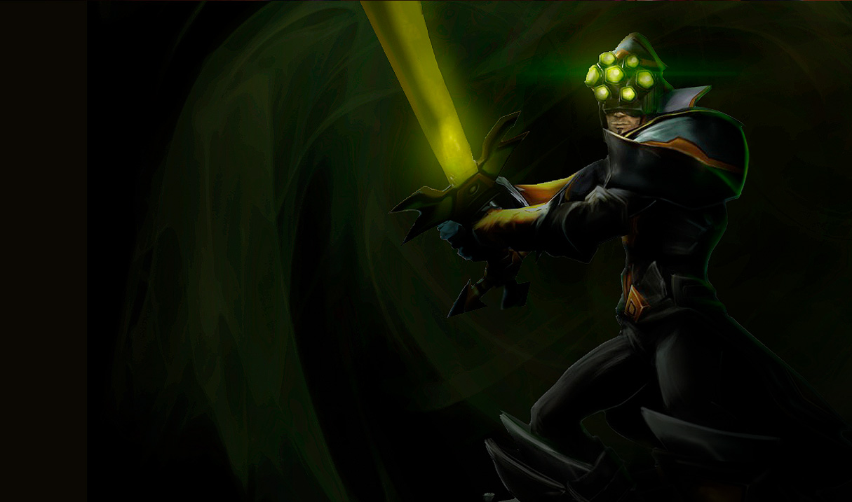Classic Master Yi Skin Original League Of Legends Wallpapers