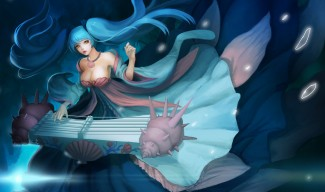 Mermaid Sona by Chalii