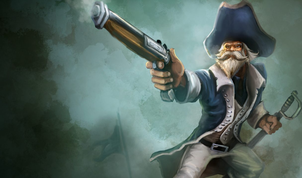 P.O League Of Legends Champs And Skins - Página 2 Minuteman-Gangplank