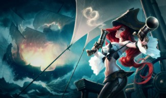 Miss Fortune Classic Skin - Reworked
