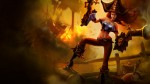 Miss Fortune Classic Skin - Old