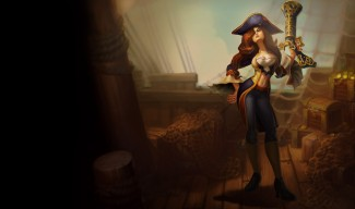 Waterloo Miss Fortune Skin