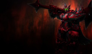 Infernal Mordekaiser Skin - Old
