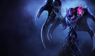 Blade Mistress Morgana Skin