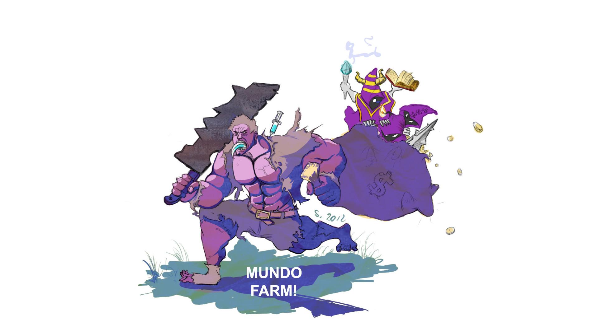 Mundo by Sseth672
