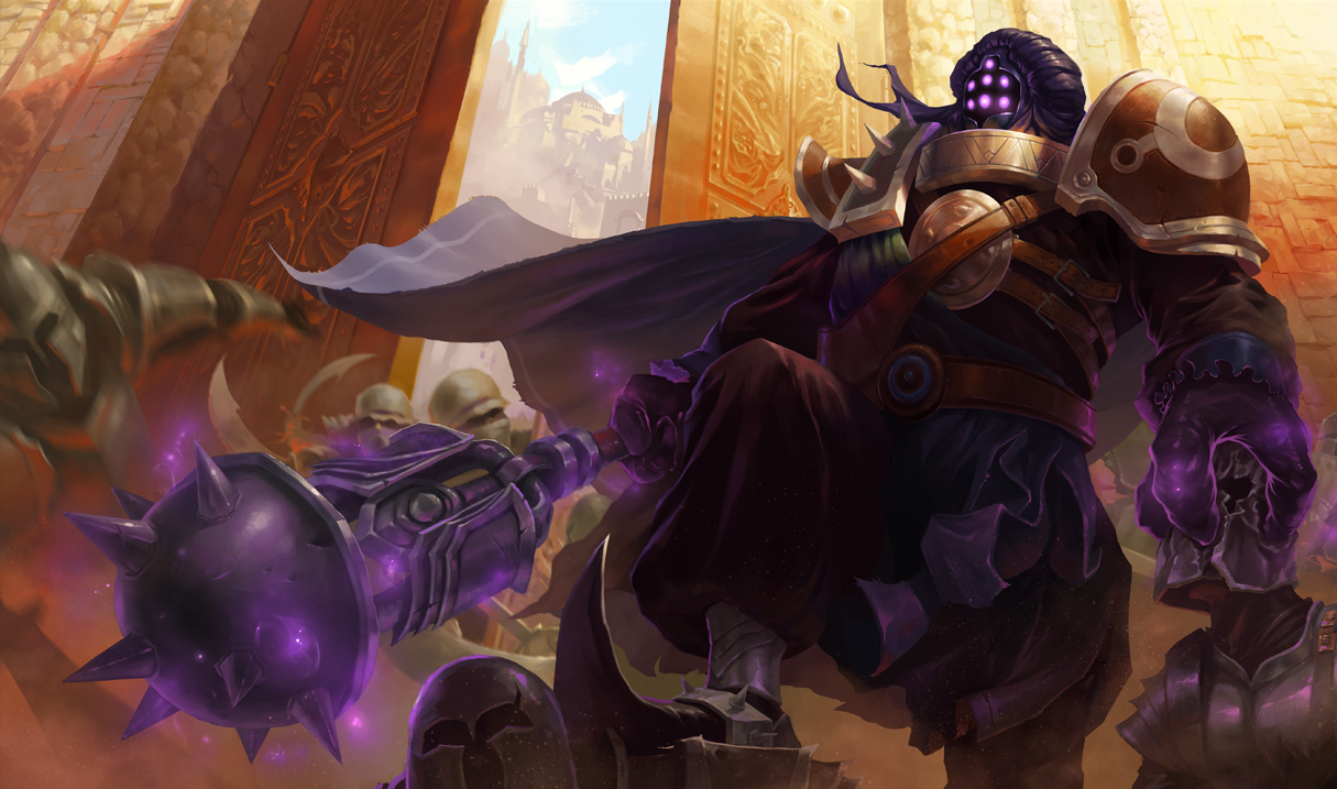 nemesis jax skin league of legends wallpapers