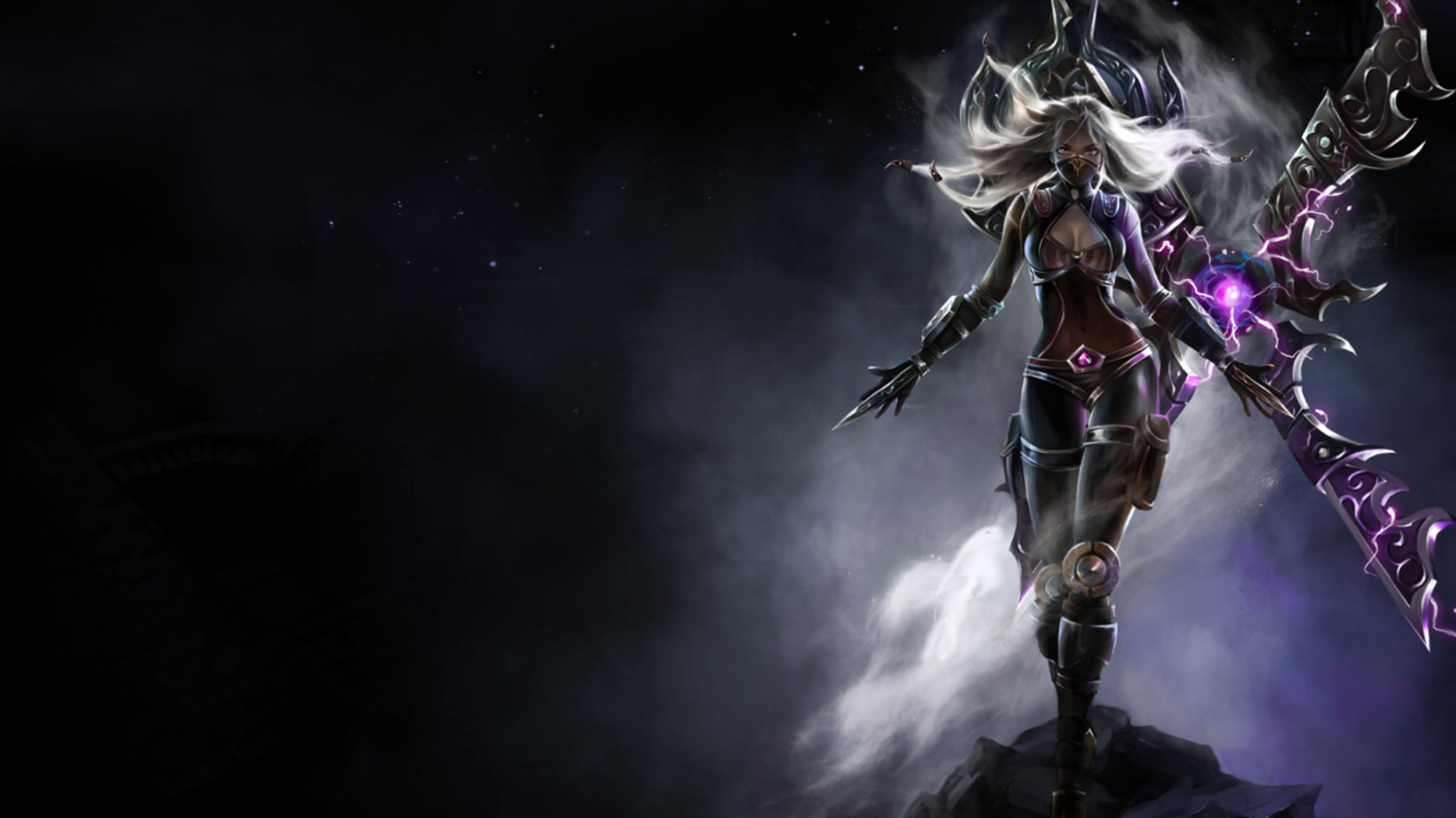 Nightblade Irelia Skin