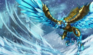Noxus Hunter Anivia Skin