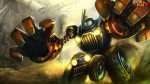 Piltover Customs Blitzcrank Skin - Chinese
