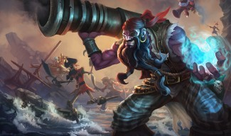 Pirate Ryze Skin