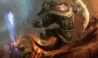 Renekton vs Jarvan Wallpaper