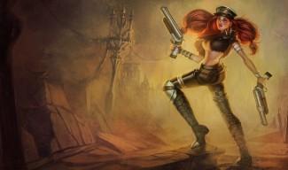 Road Warrior Miss Fortune Skin