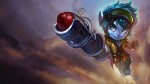 Rocketeer Tristana Skin