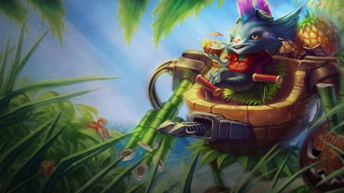 Rumble in the Jungle Skin