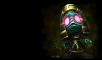 Pharaoh Amumu - Old
