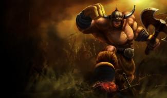 Barbarian Sion Skin