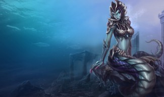 Siren Cassiopeia Skin - Chinese
