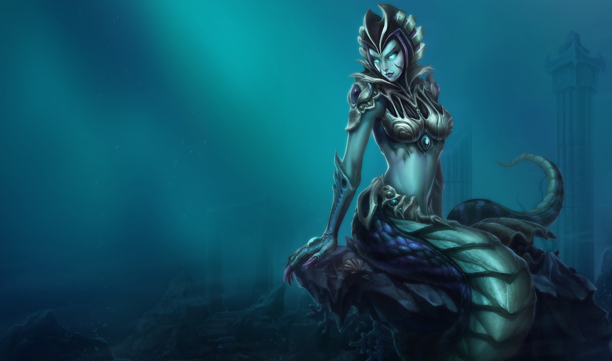 Siren Cassiopeia Skin - Updated