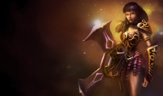 Warrior Princess Sivir Skin