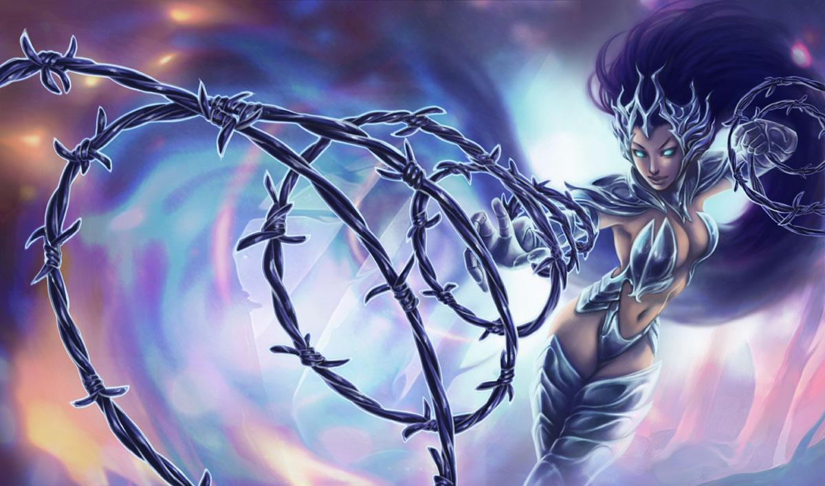 Steel Zyra by Amhariss