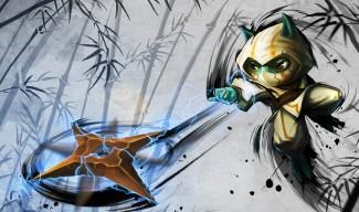 Swamp Master Kennen Skin - Chinese