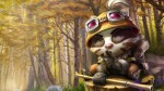Badger Teemo Skin